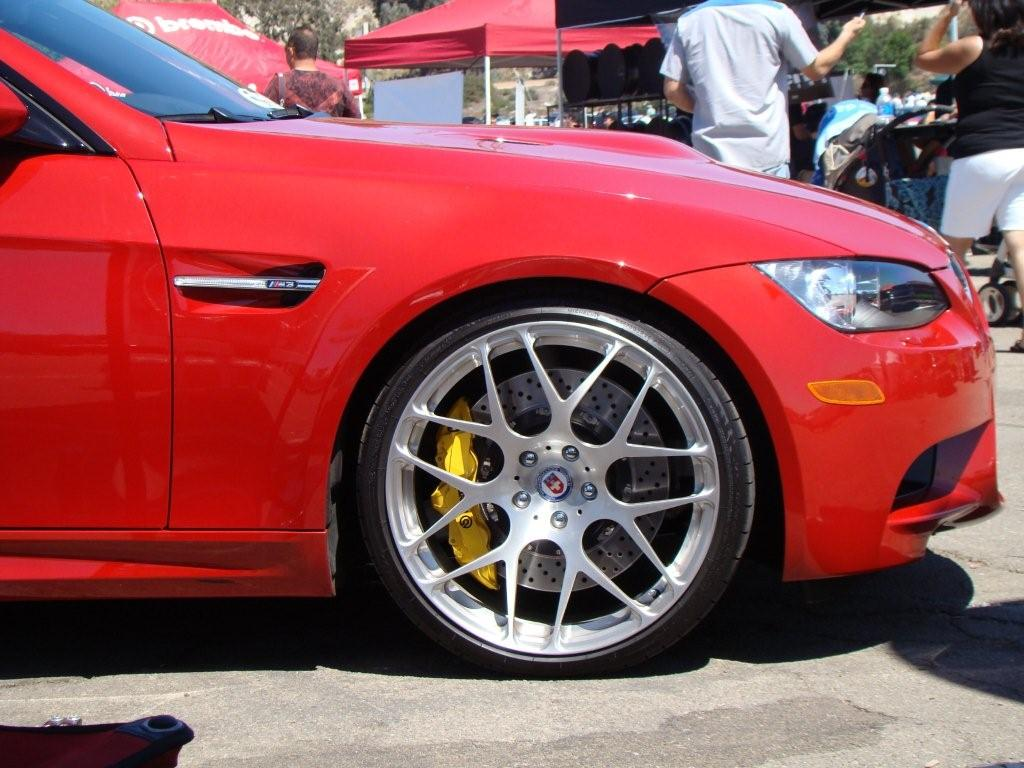 Melbourne Red w/ HRE P40,